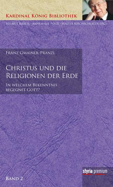 Christus und die Religionen der Erde - Coverbild