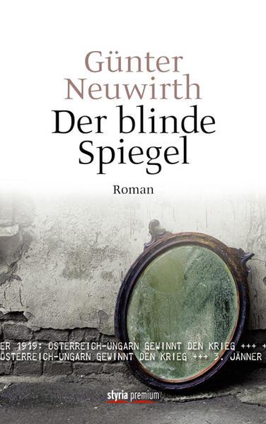 Der blinde Spiegel - Coverbild