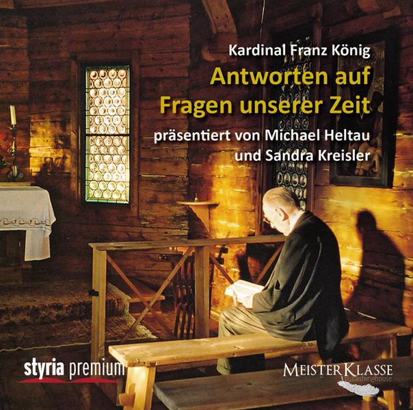 Kardinal Franz König: Antworten auf Fragen unserer Zeit - Coverbild
