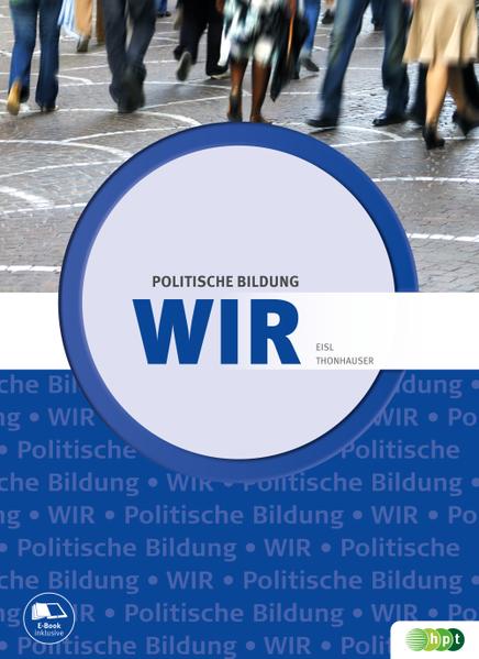 Wir - Lehr- und Arbeitsbuch für Politische Bildung - Coverbild