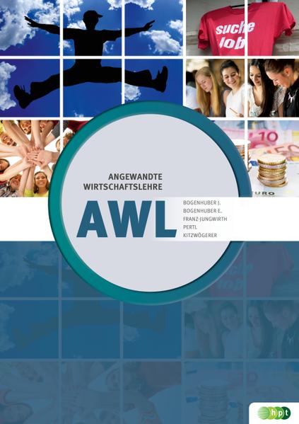 AWL - Angewandte Wirtschaftslehre - Coverbild