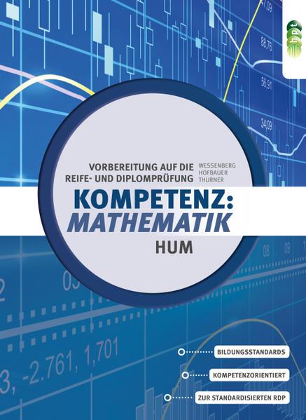 Kompetenz:Mathematik. Vorbereitung auf die Reife- und Diplomprüfung für Höhere Lehranstalten für Humanberufe - Coverbild