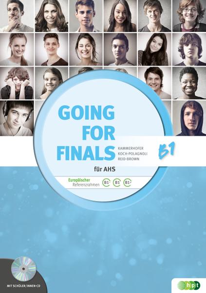 Going for Finals B1 für AHS – Übungsbuch Englisch zur Maturavorbereitung mit Audio-CD - Coverbild