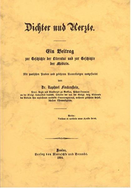 Dichter und Aerzte - Coverbild