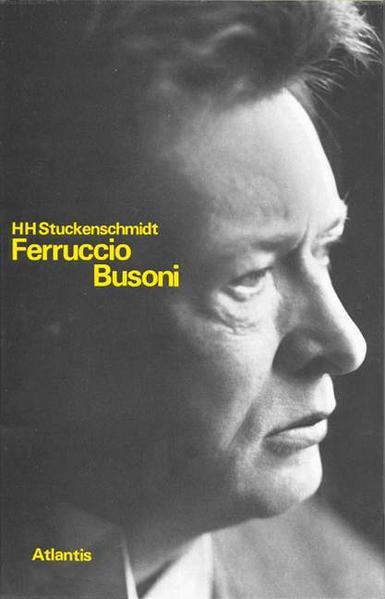 Ferruccio Busoni - Coverbild
