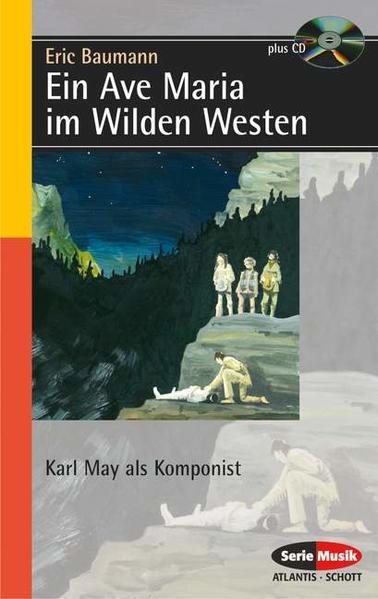 Ein Ave Maria im Wilden Westen - Coverbild