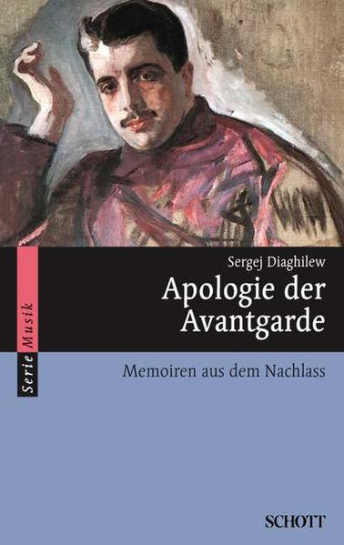 Apologie der Avantgarde - Coverbild