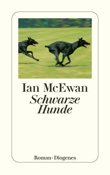 Schwarze Hunde - Coverbild