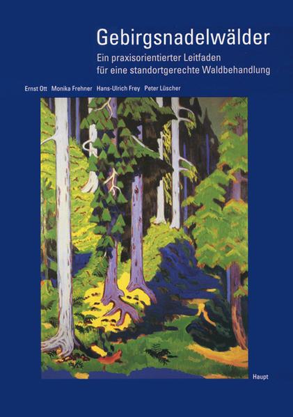 Kostenloser Download Gebirgsnadelwälder EPUB