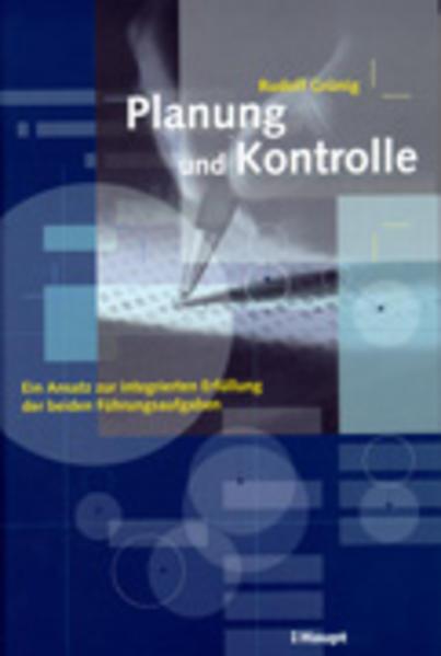 Planung und Kontrolle - Coverbild