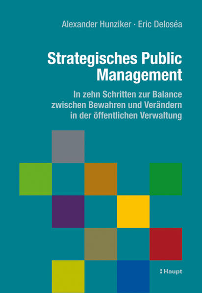Strategisches Public Management - Coverbild