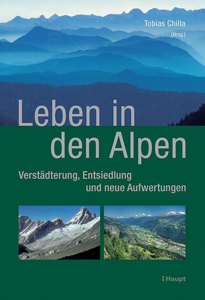 Leben in den Alpen - Coverbild