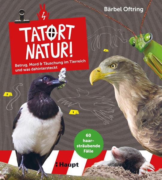 Tatort Natur! - Coverbild