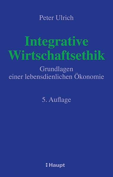 Integrative Wirtschaftsethik - Coverbild