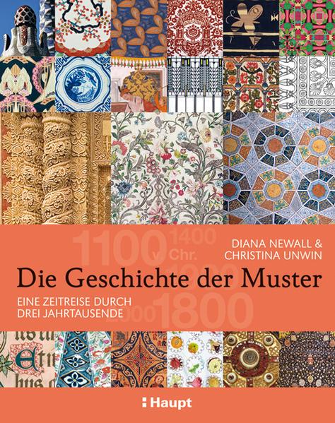 Die Geschichte der Muster - Coverbild