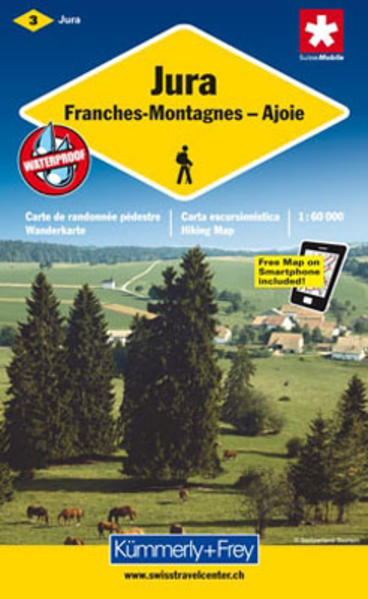 Jura-Franches Montagnes-Ajoie - Coverbild