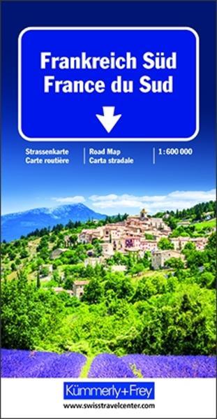 Frankreich Süd - Coverbild