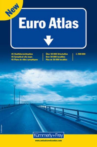 Euro Atlas - Coverbild