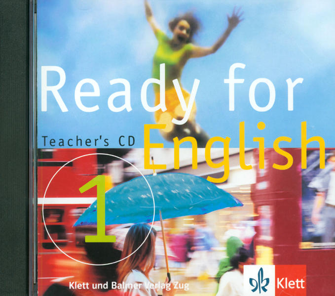 Ready for English 1 neu - Coverbild