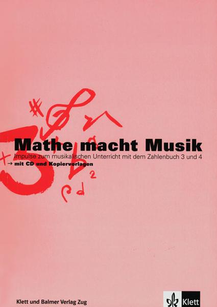 Mathe macht Musik 2 - Coverbild