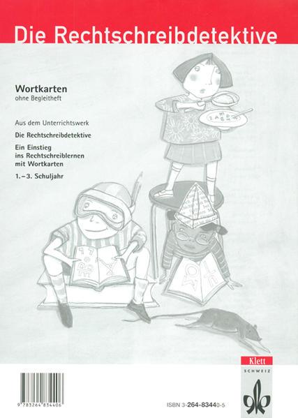 Die Rechtschreibdetektive - Coverbild