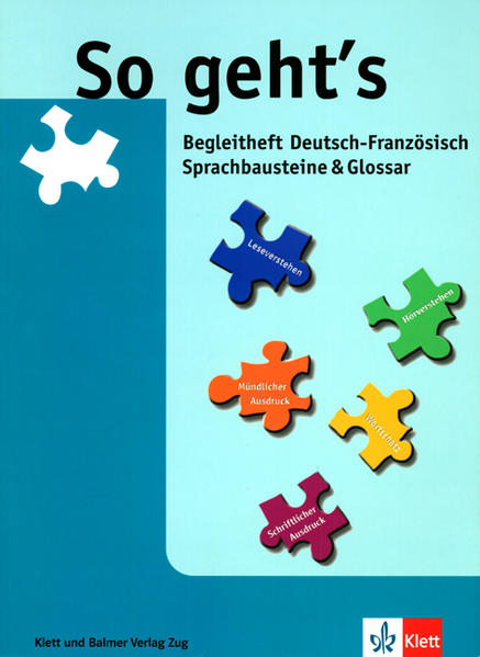 So geht's - Fertigkeitentraining Grundstufe Deutsch - Coverbild