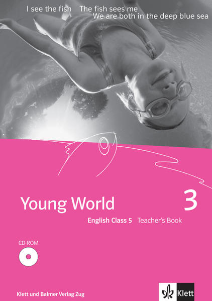 Young World 3. English Class 5 - Coverbild