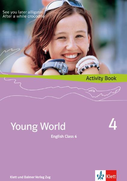 Young World 4. English Class 6 - Coverbild