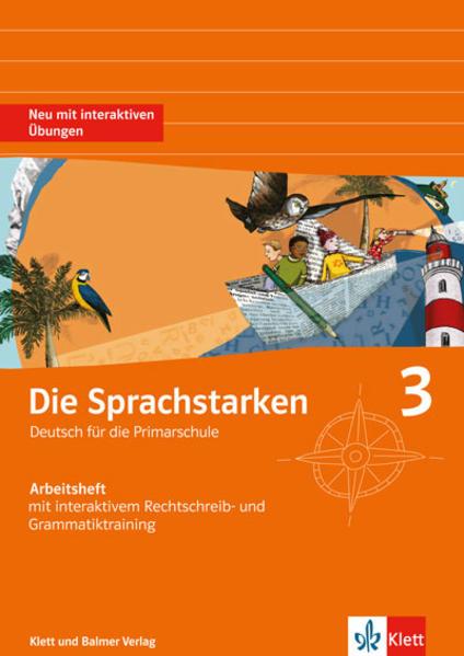 Die Sprachstarken 3 - Coverbild