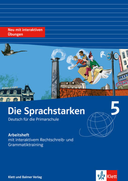 Die Sprachstarken 5 - Coverbild