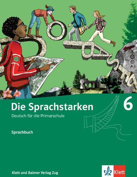 Die Sprachstarken 6 - Coverbild