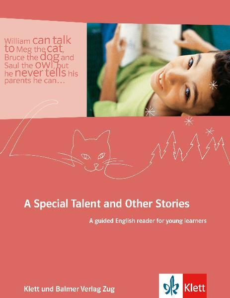 Young World 2. English Class 4 / A Special Talent and Other Stories - Coverbild