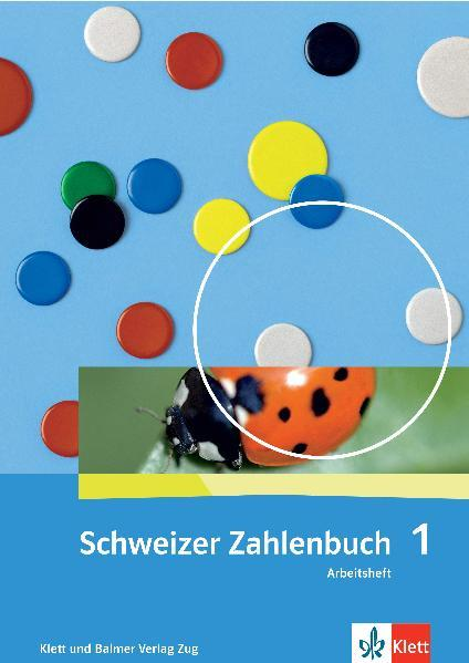 Schweizer Zahlenbuch 1 - Coverbild