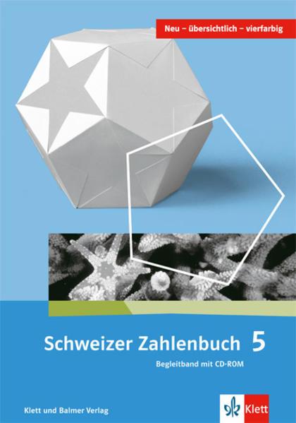 Schweizer Zahlenbuch 5 - Coverbild