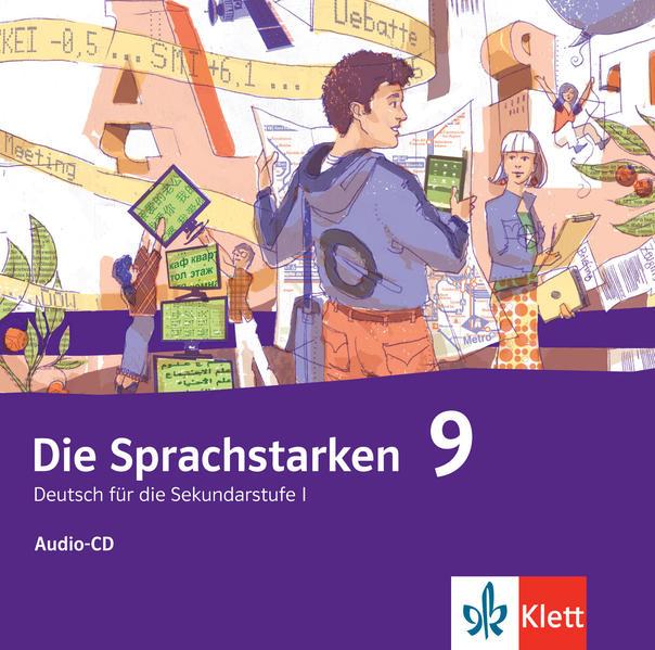 Die Sprachstarken 9 - Coverbild