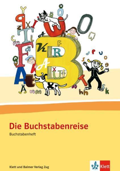 Die Buchstabenreise - Coverbild