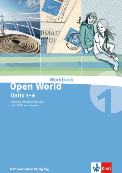 Open World 1 - Coverbild