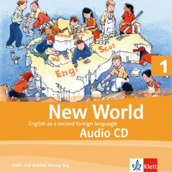 New World 1 - Coverbild