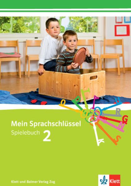 Mein Sprachschlüssel - Coverbild