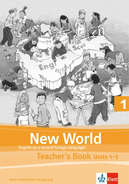 New World 1 - Coverbild