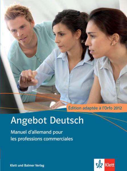 Angebot Deutsch - Coverbild