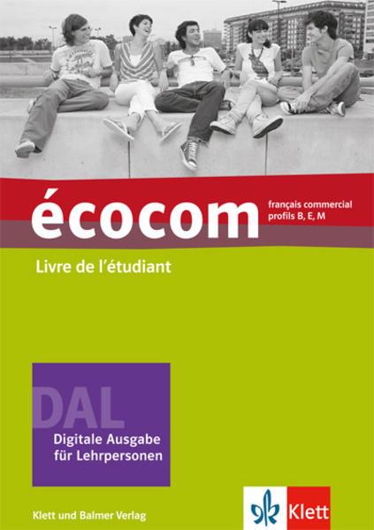 écocom / écocom. Français commercial, profils B, E, M - Coverbild