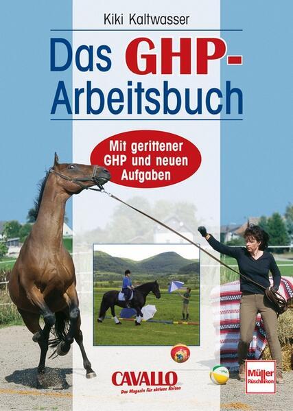 Das GHP-Arbeitsbuch - Coverbild