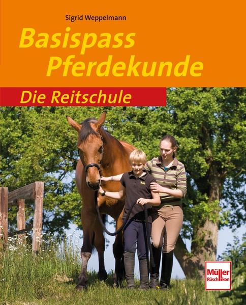 Basispass Pferdekunde - Coverbild