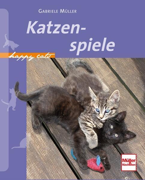 Katzenspiele - Coverbild