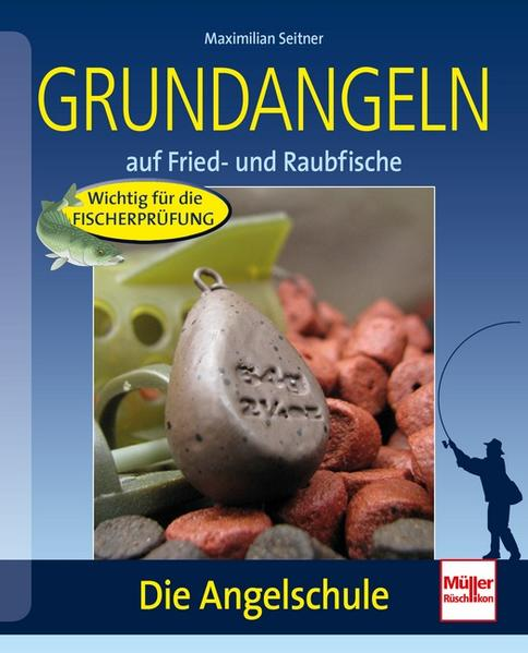 Grundangeln - Coverbild