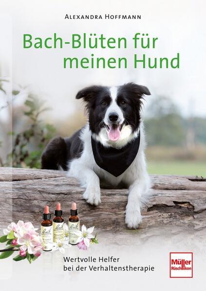 Bach-Blüten für meinen Hund - Coverbild