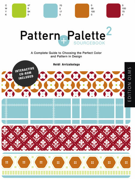 Pattern and Palatte Sourcebook 2 - Coverbild