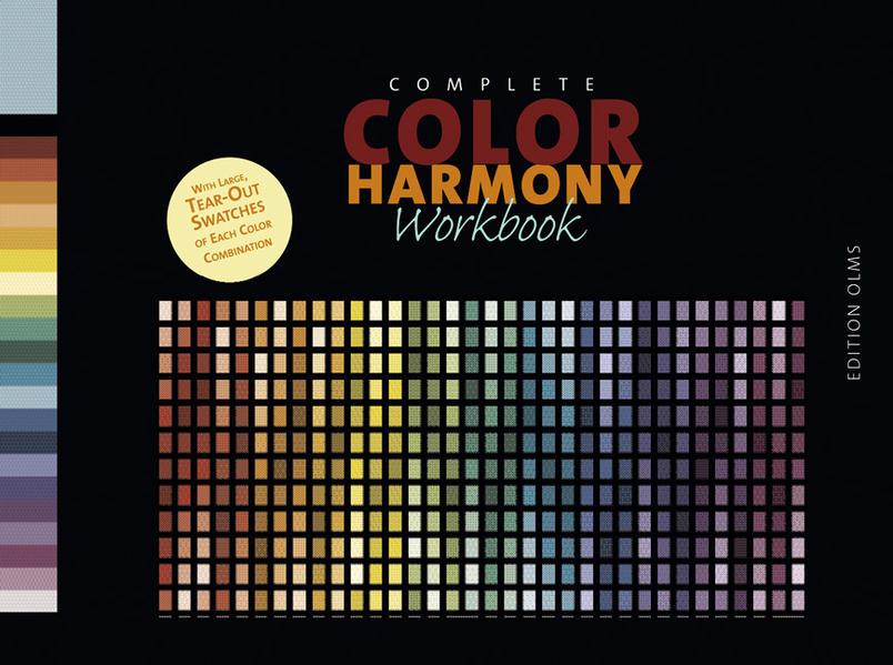 Complete Color Harmony Workbook - Coverbild