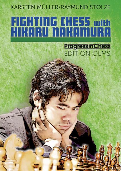 Fighting Chess with Hikaru Nakamura - Coverbild